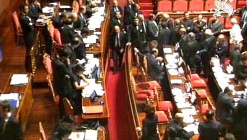 Italský Senát