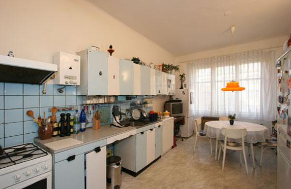 Kuchyň 70. let