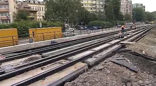 Tramvajová trať