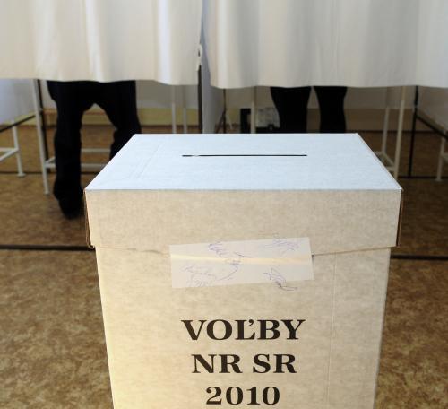Parlamentní volby na Slovensku