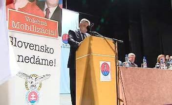 Slovenská volební mobilizace