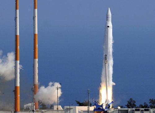 Jihokorejská vesmírná raketa