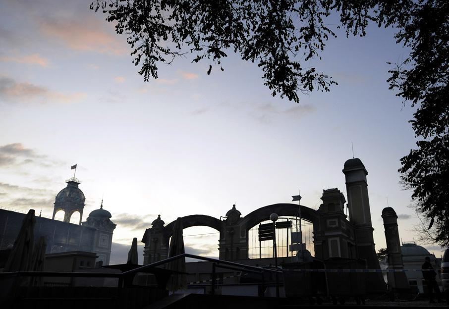 Torzo Průmyslového paláce