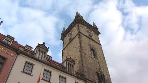 Turistická lákadla Prahy
