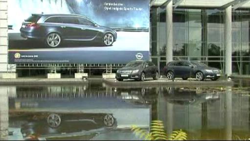 Automobilka Opel
