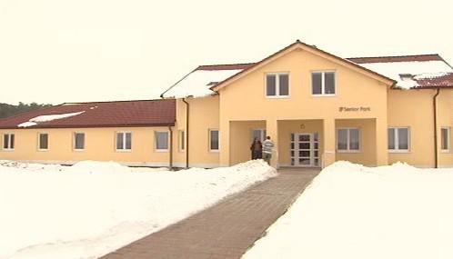 Dům pro penziony v Sokolči u Poděbrad