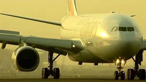 Letadlo aerolinek Emirates