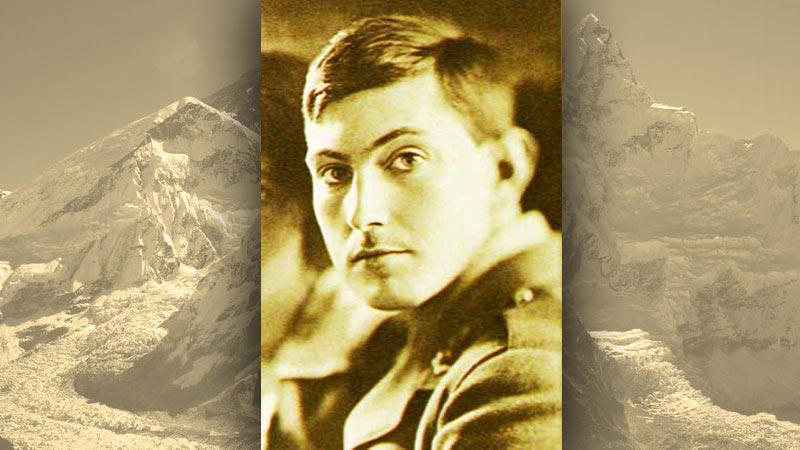 Horolezec George Mallory