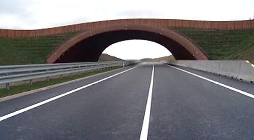 Dálnice D1 u Popradu