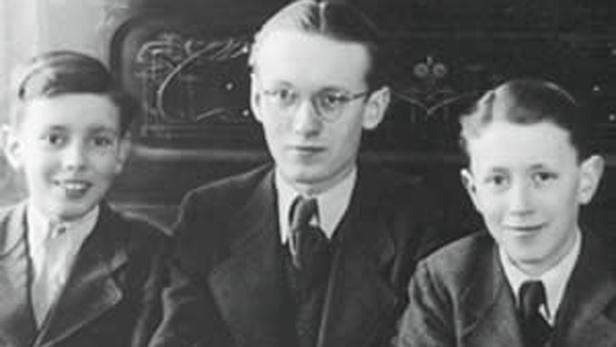 Ernst Jandl s bratry