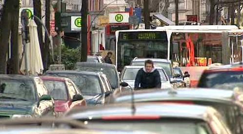 Provoz ve městě