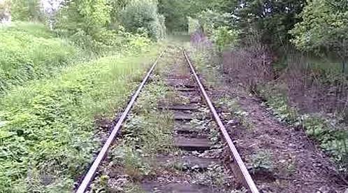 Zanedbaná trať