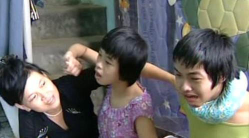 Postižené děti ve Vietnamu