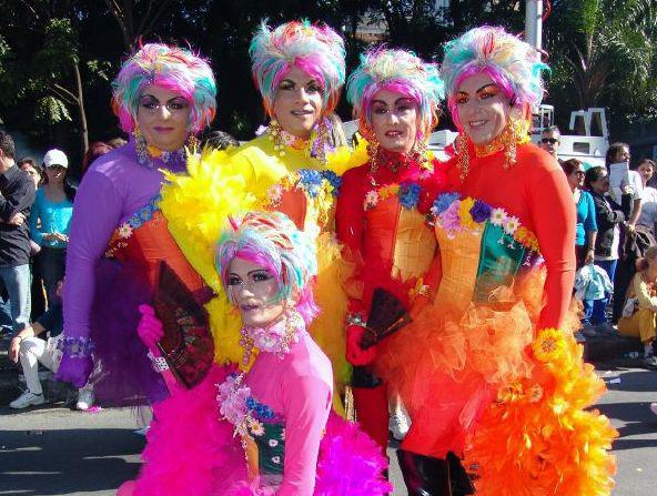 Průvod Gay Pride
