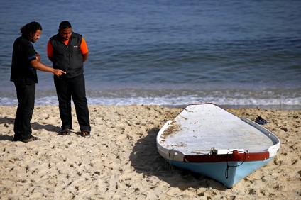 Incident na moři u břehů Gazy