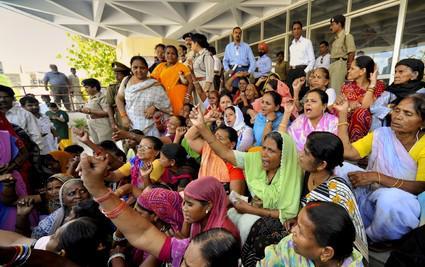 Poškození z indického Bhópálu chtějí spravedlnost
