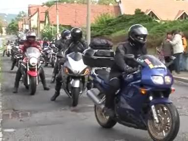 Speciální motorkářský sraz