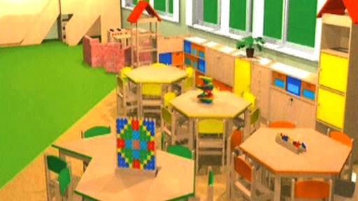 Projekt nové školky