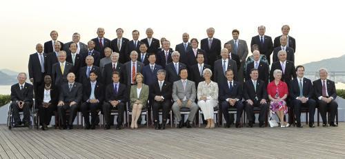 Summit G20 v Pusanu