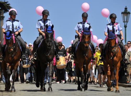 Pochod proti rakovině 2010