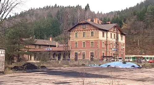 Nádraží Ústí nad Orlicí