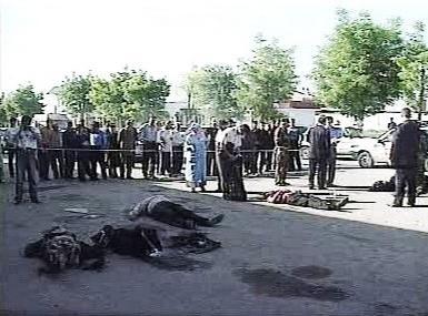 Oběti násilí v Ingušsku