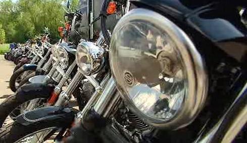 Setkání příznivců Harley-Davidson