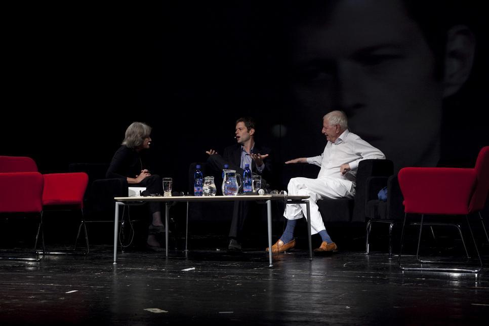 Festival spisovatelů 2010