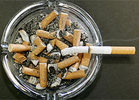 Kouření na veřejných místech