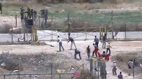 Incidenty na izraelských hranicích