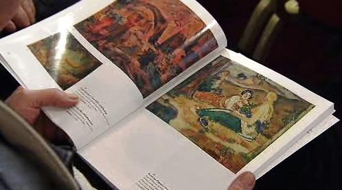 Katalog s uměním