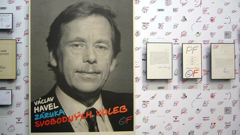 Václav Havel a Občanské fórum