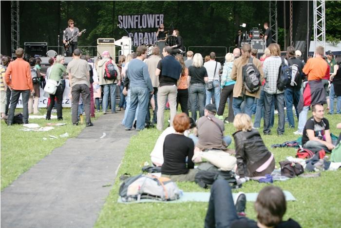 Mezi ploty 2010 / Brno