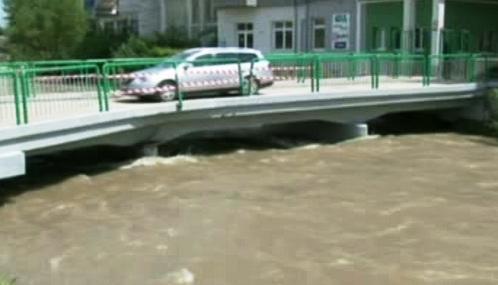 Velká voda na Slovensku