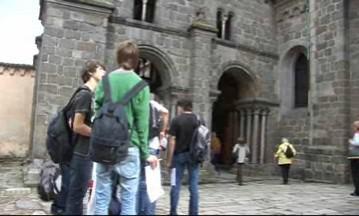 Třebíčskou ZŠ navštívili žáci z partnerské školy