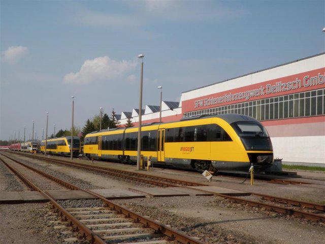 Siemens Desiro Classic