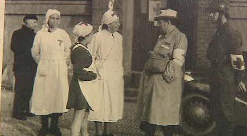 Váleční zdravotníci