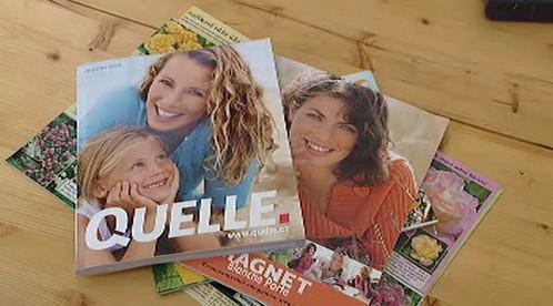 Katalogy zásilkových obchodů