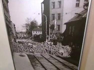 České národní povstání 1945