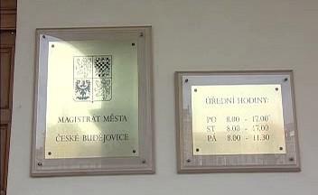 Magistrát České Budějovice