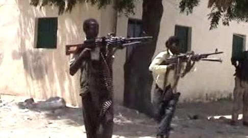 Somálští ozbrojenci