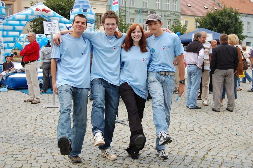 Modrý tým