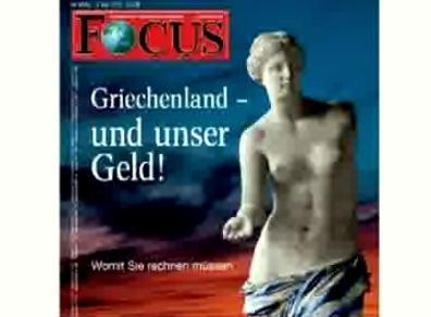 Německý týdeník Focus z 3.5.2010