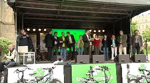 Kampaň Strany zelených