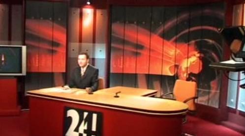 Úvodní vysílání ČT24