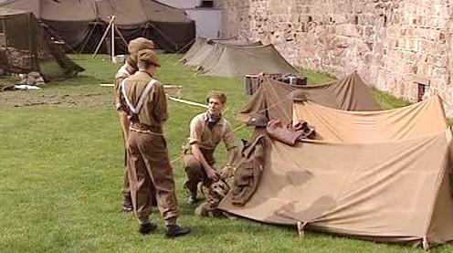 Oslavy konce 2. sv. války v Plzni