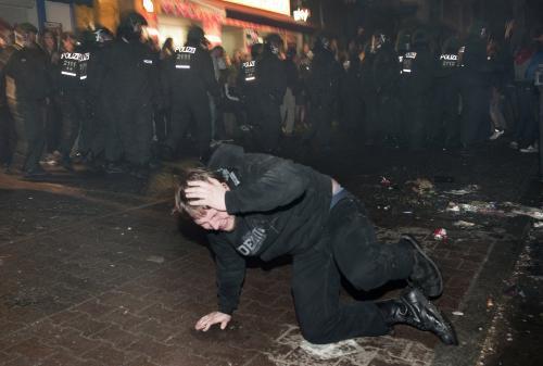 Prvomájové nepokoje v Berlíně