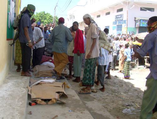 Útoky v Mogadišu zabily přes 30 lidí