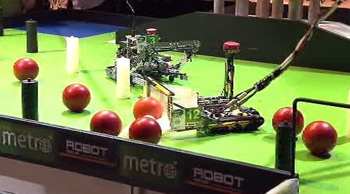 Soutěž Eurobot 2010