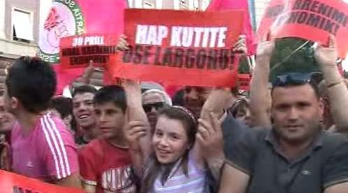 Albánští protestanti